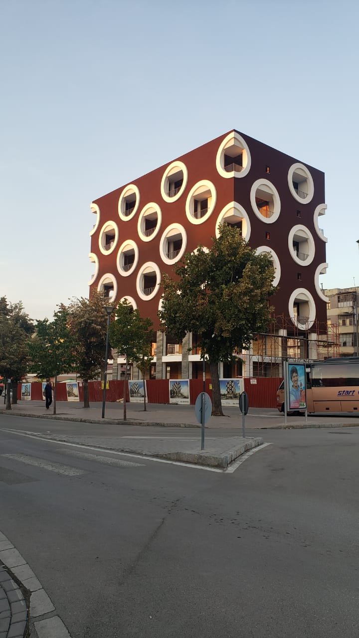 BOLLES+WILSON_ Palazzo Romeo